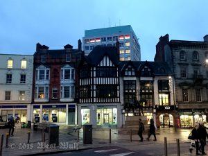 Changing perceptions of Wolverhampton