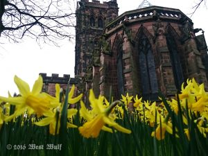Spring signals exciting change in Wolverhampton