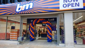 B&M Wolverhampton Mander Centre opens and a new Wilko is on the way
