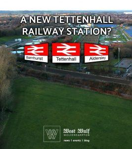 A new Tettenhall railway station?