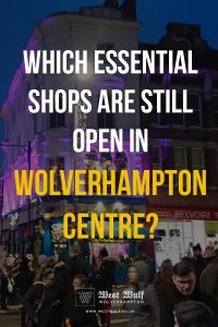 Which essential shops are still open?