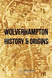 Wolverhampton History and Origins group