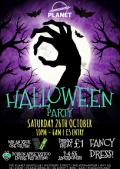 Planet Wolverhampton Halloween 2019 www.https://www.westwulf.co.uk